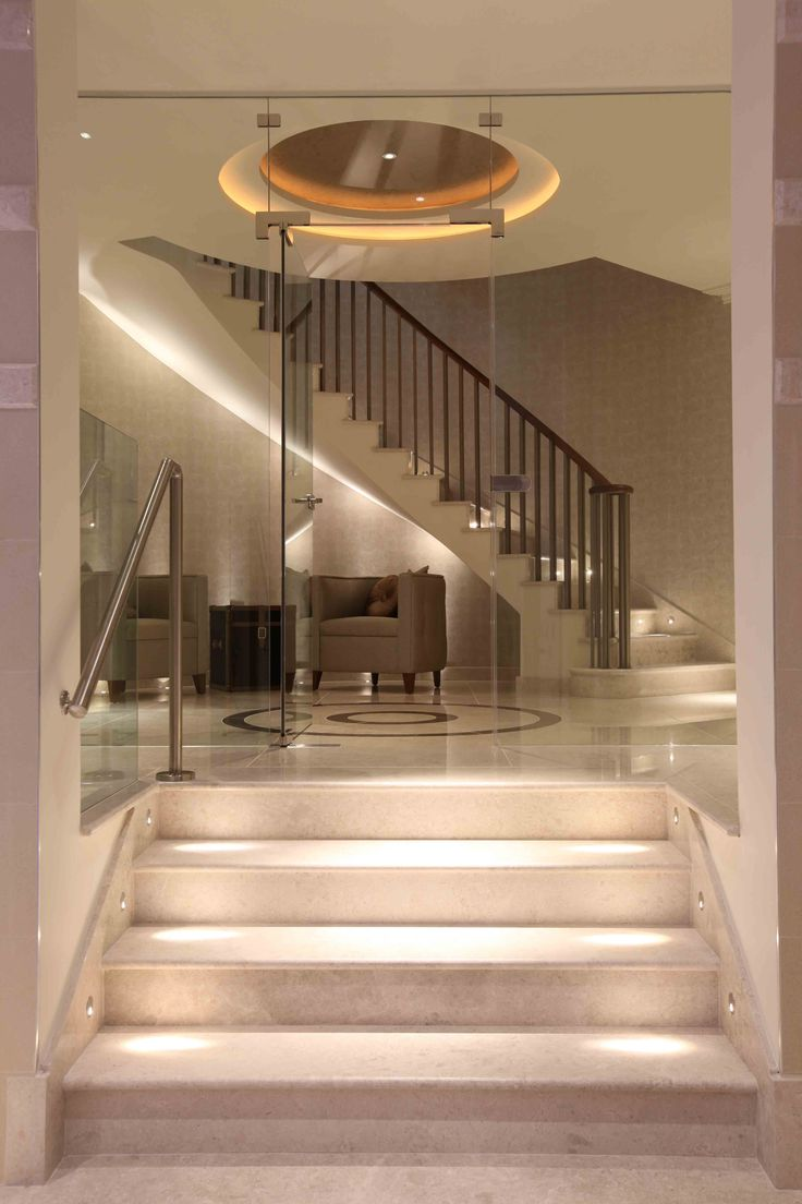 21 Staircase Lighting Design Ideas Pictures: 100+ Best Corridors & Stairs Lighting Images By John