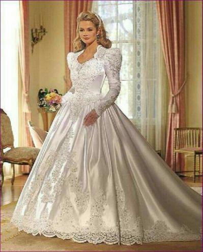 f01944e16 Vestidos de novia 1980-1990 - Foro