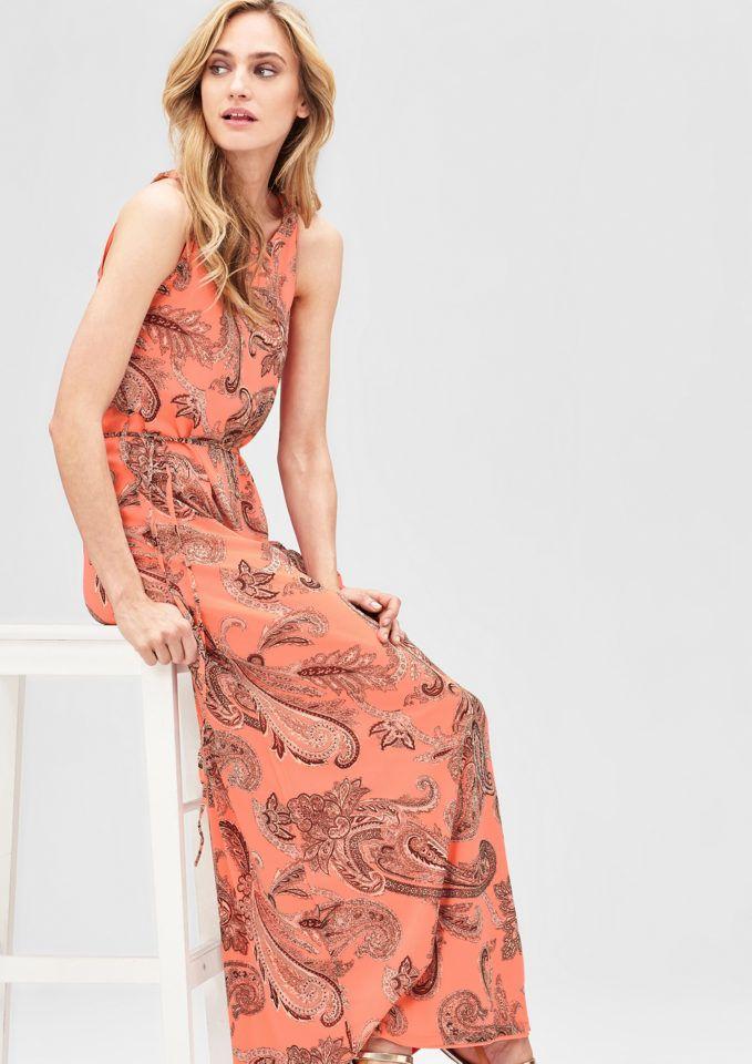 Maxi dress s.Oliver