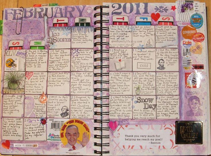 Best 25+ Calendar journal ideas on Pinterest | Notebook ideas ...