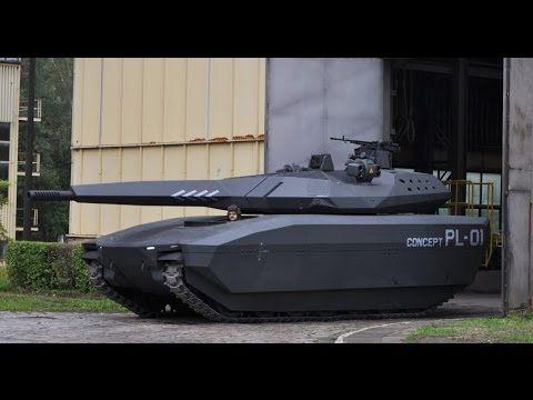 HITLER's SECRET WEAPONS The Super Tanks 720p - YouTube