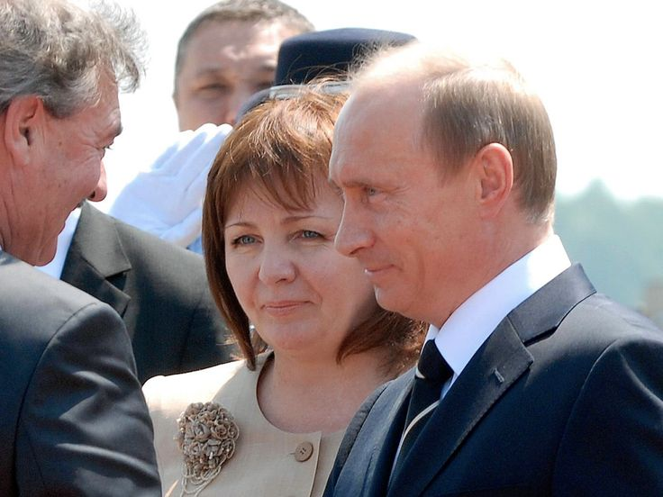 """The mysterious life of Vladimir Putin's ex-wife, who hated being Russia's first lady and is rumored to be married to a man 20 years her junior - Very little is known about the personal life of Russian President Vladimir Putin, one of the most powerful and feared politicians in the world .  Russian journalists who attempt to report on the private lives of Putin's family are, as Newsweek reported in 2014, """"dealt with swiftly and summarily."""" Some have been forced to resign.  Even less has been…"""