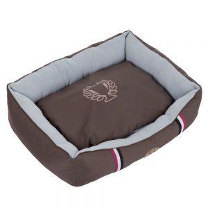 Cuccia per Cani #cuccia #cani #marrone #pile #antiscivolo http://www.principini.it/prodotti/cani/cucce-cani/cuccia-per-cani