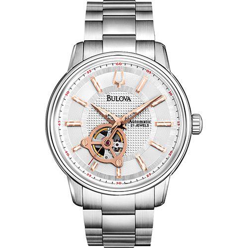 Relógio Masculino Bulova Analógico Social WB22088Q