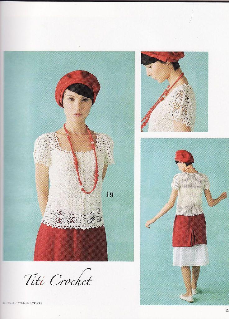 317 Best Crochet Jackets Images On Pinterest Jackets Crochet