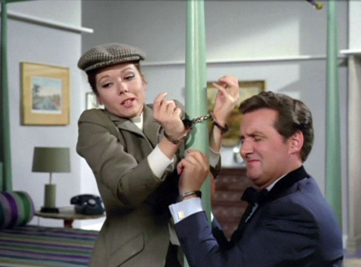 steed and are handcuffed to the bedpost tries
