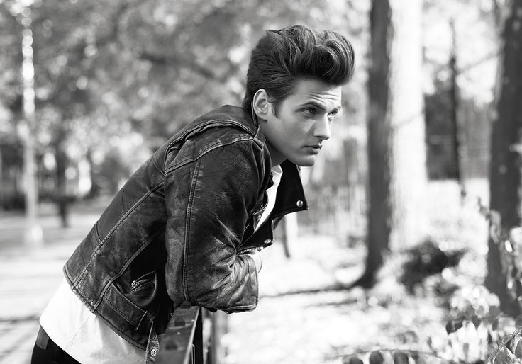 Iconic Men's Hair Styles with some Cool Texture!