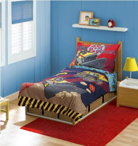12 Best Charlie S Construction Bed Room Images On