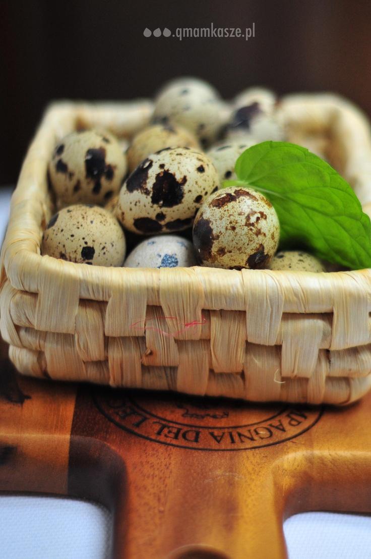 little quail eggs