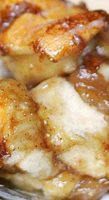 Apple Pie Monkey Bread