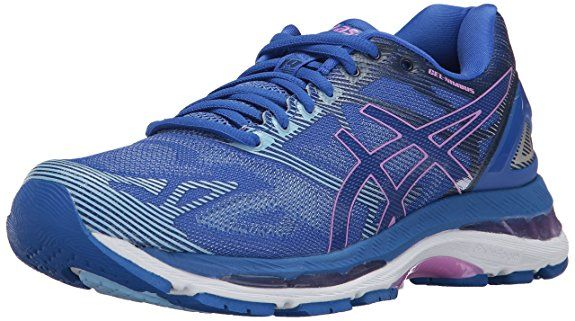 ASICS Womens Gel-Nimbus 19 Running Shoe, Purple/Violet/Airy ...