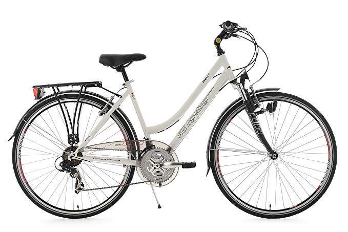 Ks Cycling Damen Fahrrad Trekkingrad Vegas Rh Flachlenker Weiss 28 Zoll 113t Amazon De Sport Freizeit Mit Bildern Damenfahrrad Fahrrad