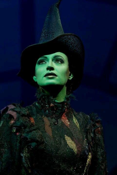 Wicked, el musical, Broadway, New York.