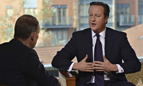 David Cameron unveils welfare changes in drive to end youth unemployment