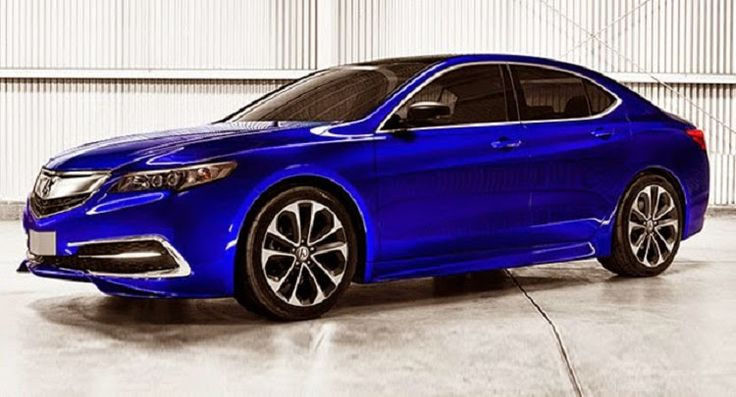 2016 Acura TLX Release Date and Changes