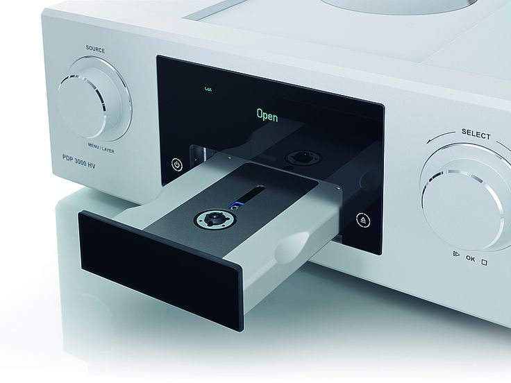 High end audio audiophile Hi Fi CD player (fb)