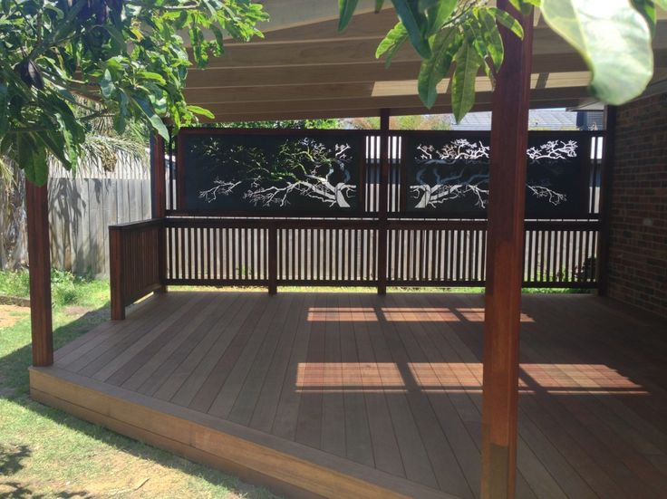 Before & After Gallery - Melbourne Decking