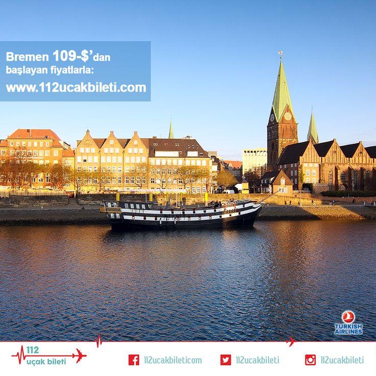 Almanlar'ın masallar şehrine dönüşmüş renkli mızıkacılar diyarı #Bremen, #tarihi dokusuyla sizi büyülemeye davet ediyor. #bayram