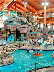 Affordable Family Fun And Lodgings At The Wilderness Resort And Water Park  In Sevierville, Tennessee