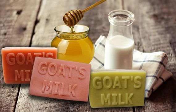 Goat Milk Bar Soap  Cold Process Soap All by AliceInWonderSpa