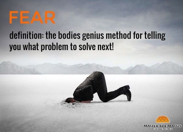 FEAR  definition: the bodies genius method for telling you what problem to solve next!  STOP MAKING EXCUSES AND START SEEING BETTER RESULTS: Learn more - http://ift.tt/1Ti9sb6  #digitalmarketing #brandyourself #digitalcontent #affiliatemarketing #branding #socialmedia #internetbusiness #marketingtips #onlinemarketing #marketing #seo #onlinebusiness #lifecoach #hypnosis #businesscoach #illustration #Forbes #design #instagood #logo #motivation #logodesign #anxiety #negativespace…