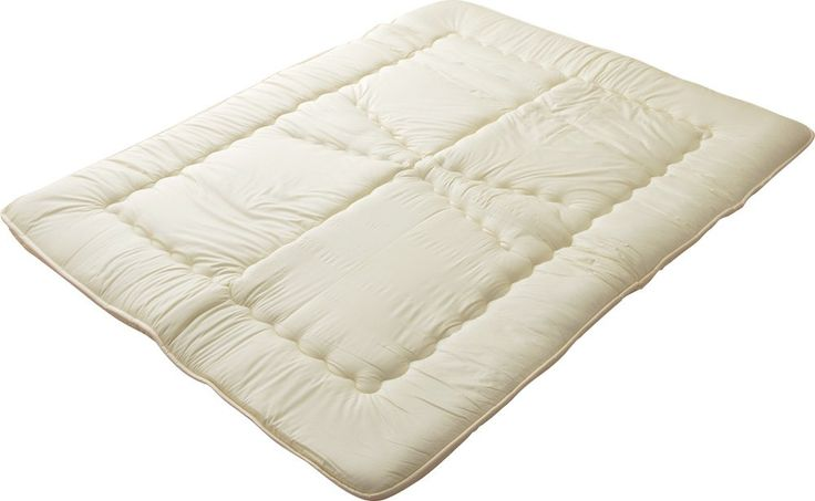 """EMOOR Cotton/Polyester Japanese Traditional Futon Mattress """"Classe"""", Queen Size"""