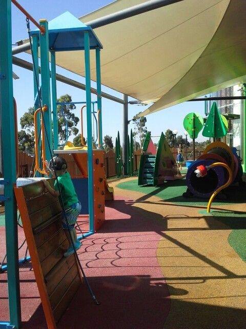 Epping Plaza Playground, Copper St Epping