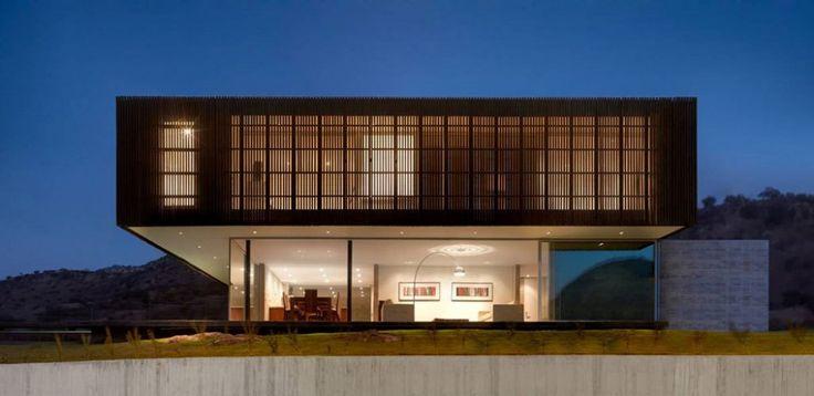 Casa O / 01 Arq