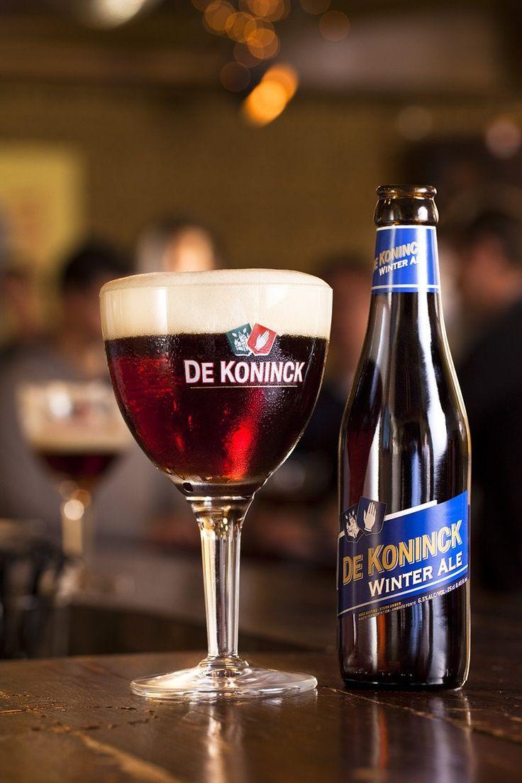 Brouwerij De Koninck(Duvel-Moortgat) - De Koninck Winter Ale 6,5% pullo