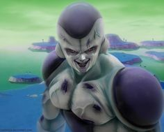 Frieza in real life by raulmejia on deviantART