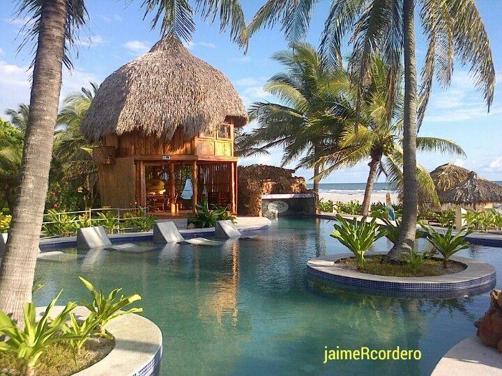 Hotel Tesoro Beach El Salvador