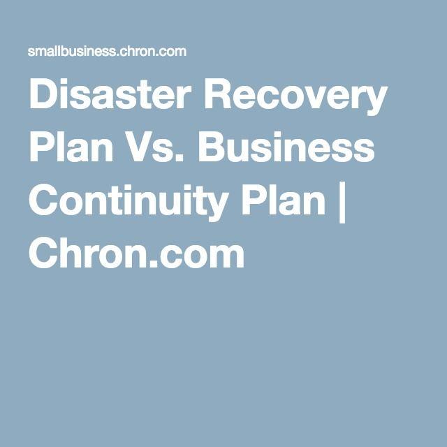 Mer enn 20 bra ideer om Business Continuity Planning på Pinterest - continuity plan template