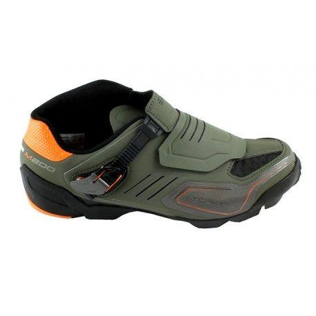Zapatillas Shimano M200 Verde disponibles en #bikepolis
