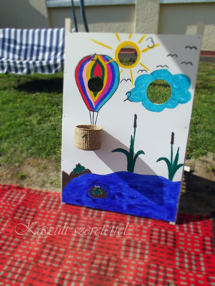 kids garden play