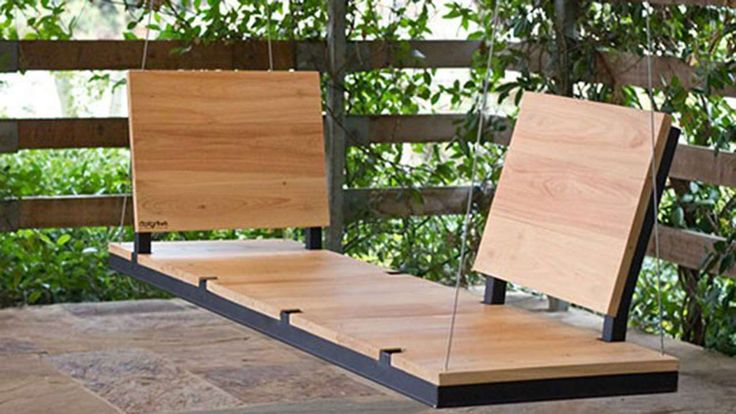 Best Modern Porch Swings Design Ideas ~ http://www.lookmyhomes.com/modern-porch-swings-ideas/