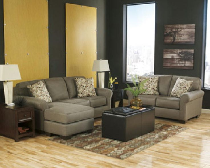 Get Your Danely   Dusk   Sofa Chaise U0026 Loveseat At Furnish 123 Moline, Davenport  IA Furniture Store.