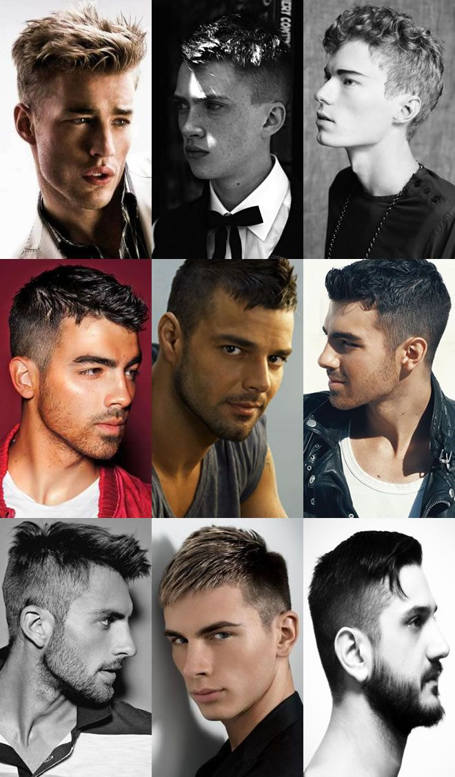 Brilliant 1000 Images About Hair Styles For Guys On Pinterest Side Short Hairstyles For Black Women Fulllsitofus