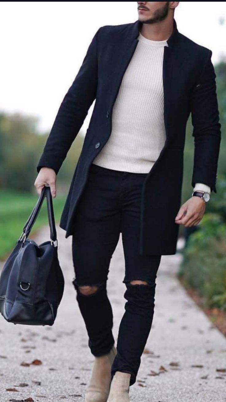 Pin by Justlifestyle on Men's fashion.⌚   Mens fashion:__cat__, Latest mens fashion, Fashion
