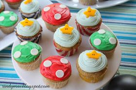 Rindy Mae: Super Mario Birthday Party