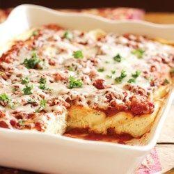 Three Cheese Manicotti - EatingWell.com