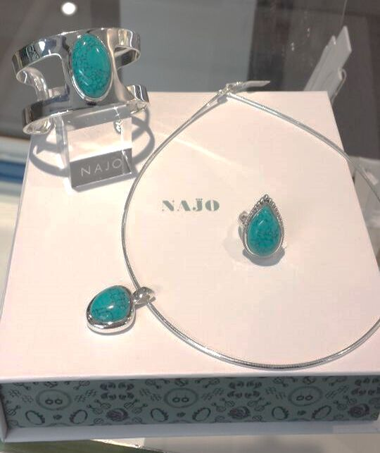 Najo Turquoise Spring Collection