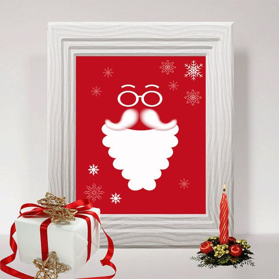 INSTANT DOWNLOAD Christmas wall art printable by printShouse