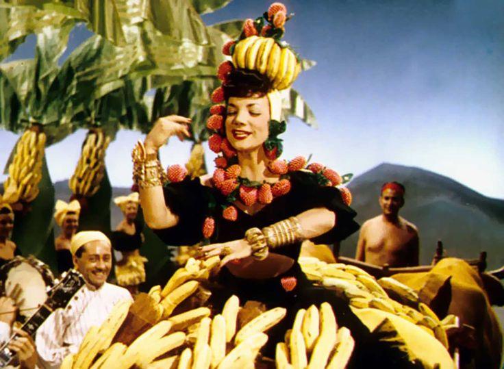 Carmen Miranda #StyleAsylum
