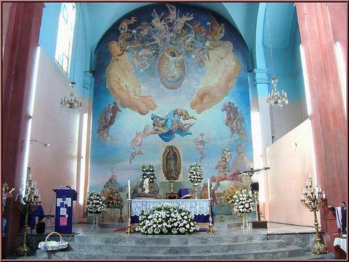 santa maria de guadalupe toluca, mexico   Parroquia Santa Maria de Guadalupe (Toluca) Estado de México