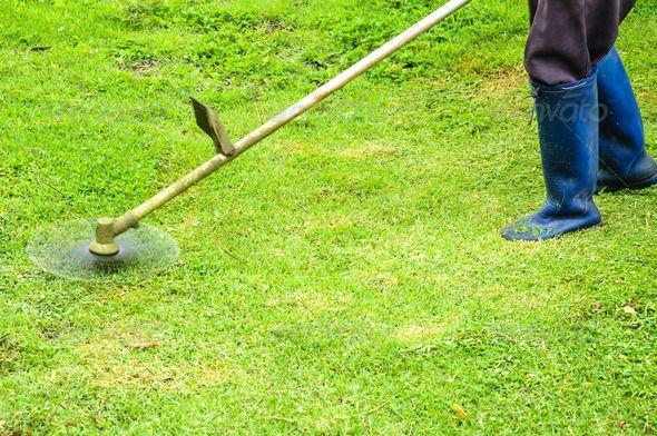 grass removal machine home depot