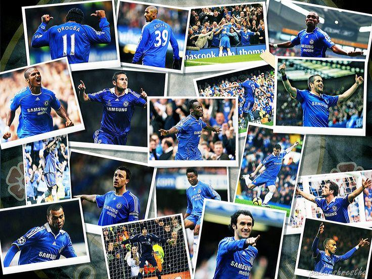 Chelsea Team Photos