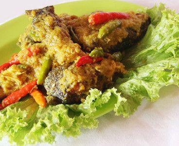 Ikan Bandeng Acar Kuning   Harga: Rp 20.000/porsi