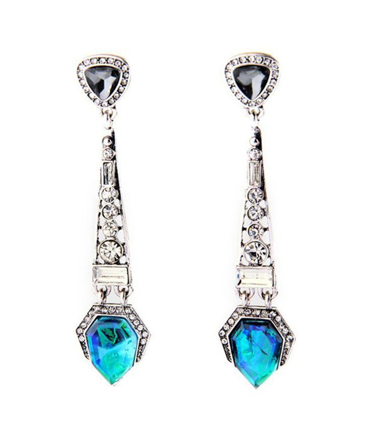 Earrings : Boreal Lights Drop Earrings