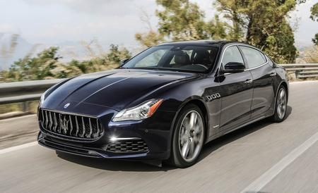 2017 Maserati Quattroporte First Drive – Review – Car and Driver