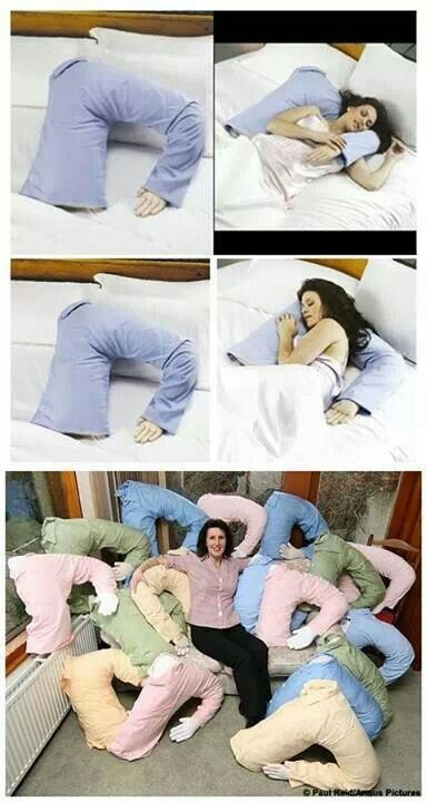 Lol Boyfriend Pillow